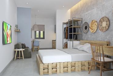 Nội thất căn hộ đẹp tại Đà Nẵng