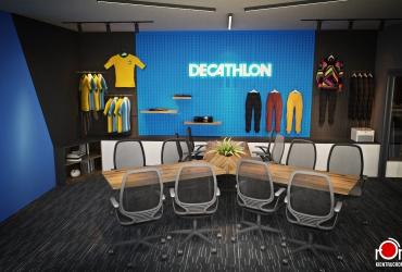 Văn phòng Decathlon